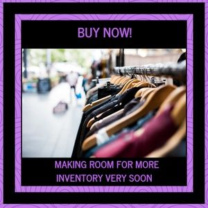 Other - Making room for new inventory